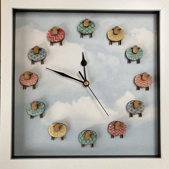 Sheep Time Clock