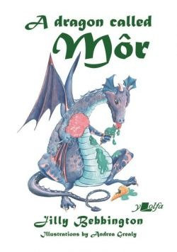 'A Dragon Called Môr' by Jilly Bebbington