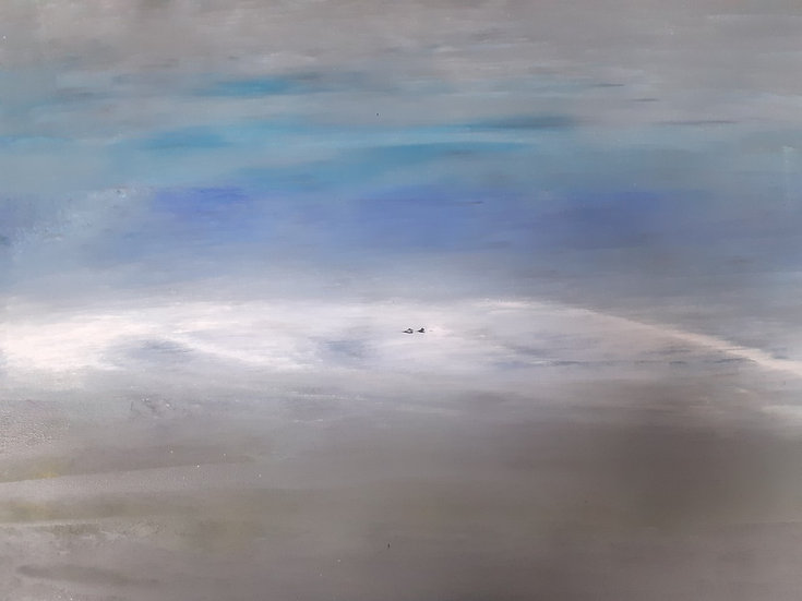 'Somewhere Out There' Original Painting