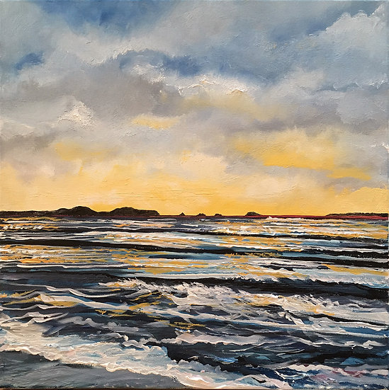 'From Whitesands' (For the future) – Fine Art Giclée Print