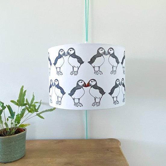 Puffin Design Light Shade or Lamp Shade