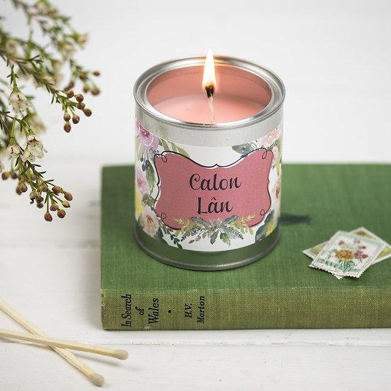 Calon Lan Candle