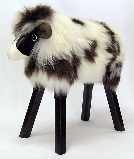 The Jacob Lamb Footstool or Footrest - FREE SHIPPING