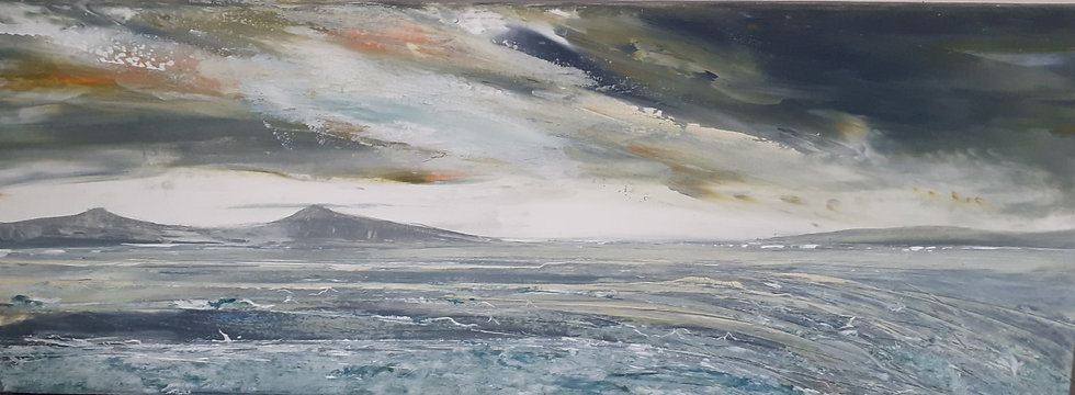 'After the Storm' Original Painting