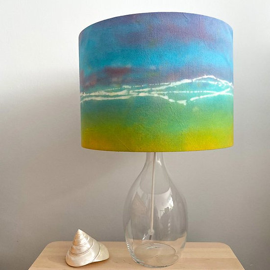 Seascape Design Light Shade or Lamp Shade
