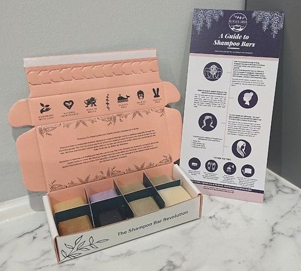 Shampoo Bar Trial Box