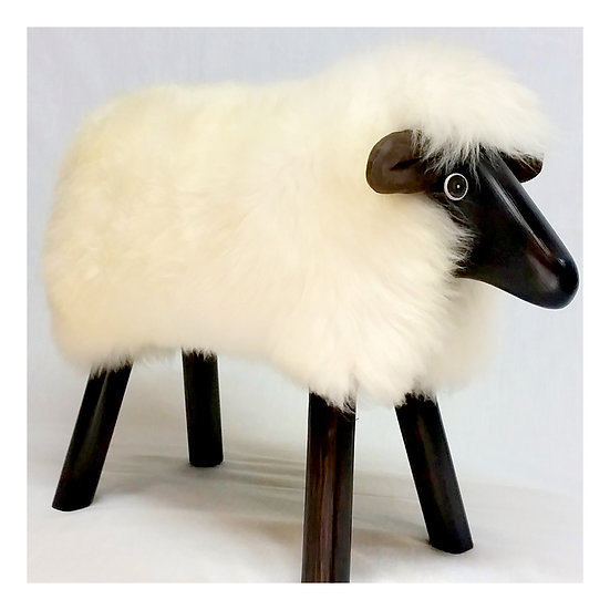 The Jacob Lamb Ivory Footstool or Footrest