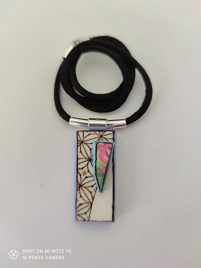 Victorian Garden Trellis Necklace Design 2