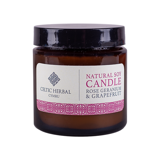 Natural  Soy Candle 100g