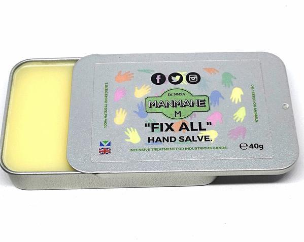 """""""FIX ALL"""" Hand Salve 40g (Slide top tin)"""