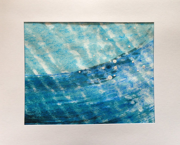 'Wave & Spray' Original Painting