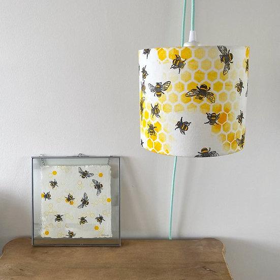 Bee Design Light Shade or Lamp Shade