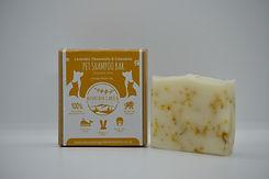 Pet Shampoo Lavender, Chamomile & Calend
