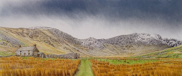 'Cedryn Panorama' Limited Edition Giclee Print