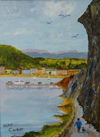 'Great Orme, Llandudno' Original Oil Painting