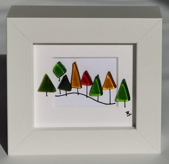 Tiny Autumn Forest