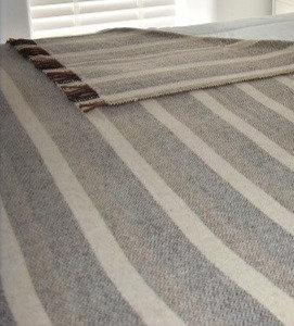 Pure Shetland Wool Throw