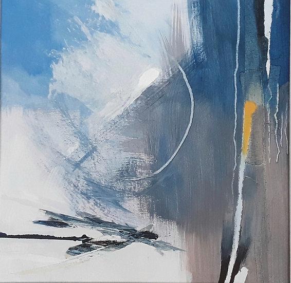'Sea Spray Looking North' Original Painting