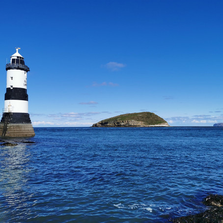 Penmon Light House & Puffin Island