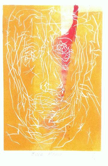 'Ecce Homo-Behold the Man' Print