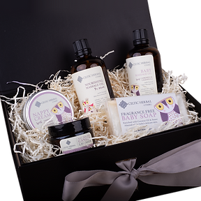 Celtic Herbal - Baby & Mum Gift Box (Upd