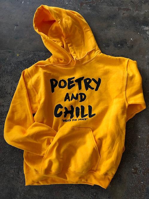 Poetry Hoodie