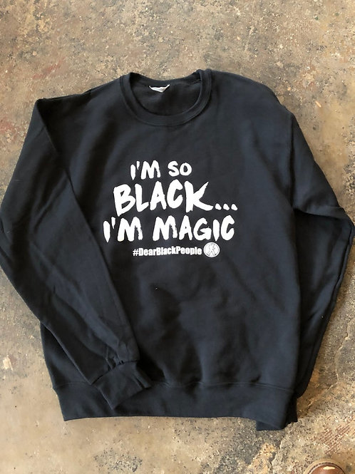 Im So Black/Magic Tee
