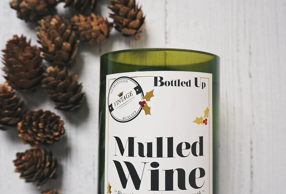 Mulled Wine Scented Candle