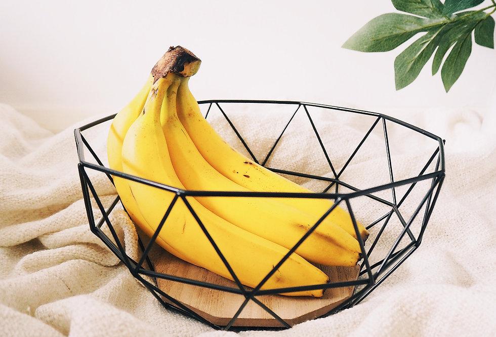 Black Wire Fruit Basket