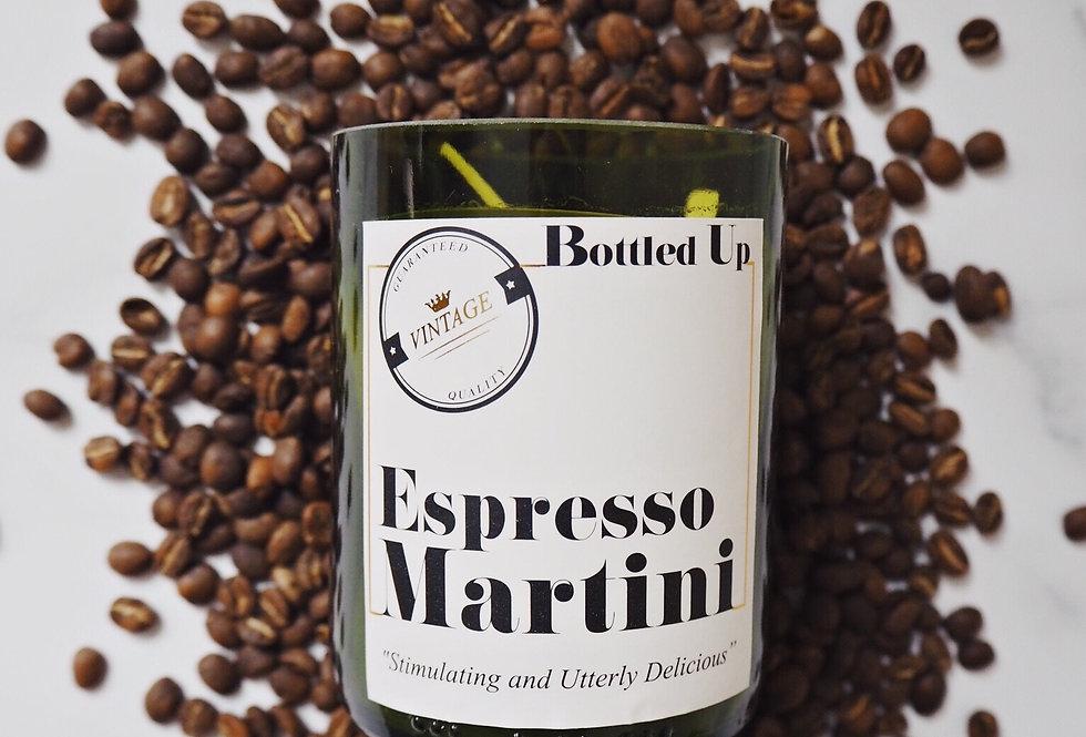 Espresso Martini Scented Candle