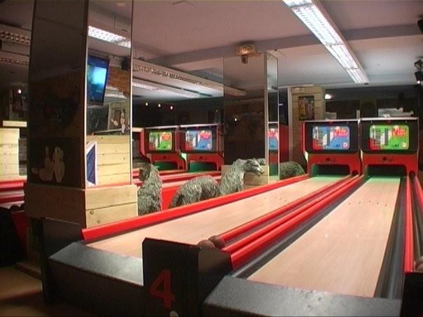 Isola bowling
