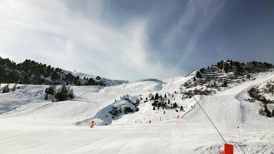 Pogled na ski staze