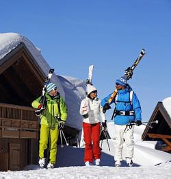 Ski in - Ski out