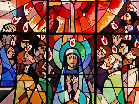 Pentecost Sunday is May 23, 2021 – Confirmation Sunday