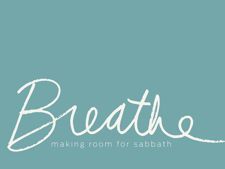 """Group Study: """"Breathe, Making Room for the Sabbath"""" by Priscilla Shirer"""