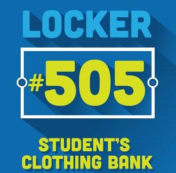 Drive In, Drop Off for Locker #505