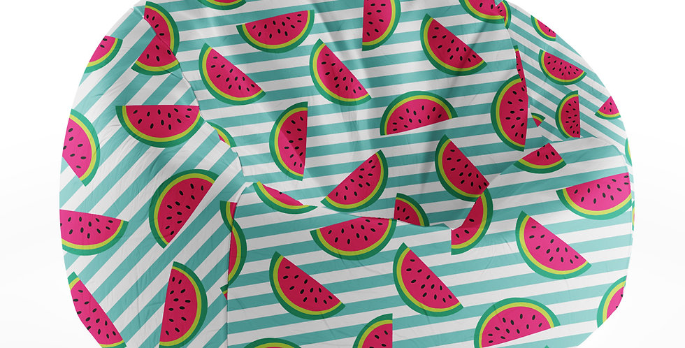 Grand Bean bag Printed Watermelon