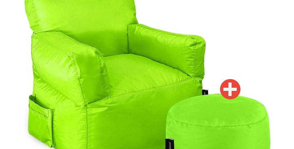 Royal Set  Beanbag Chair WaterProof