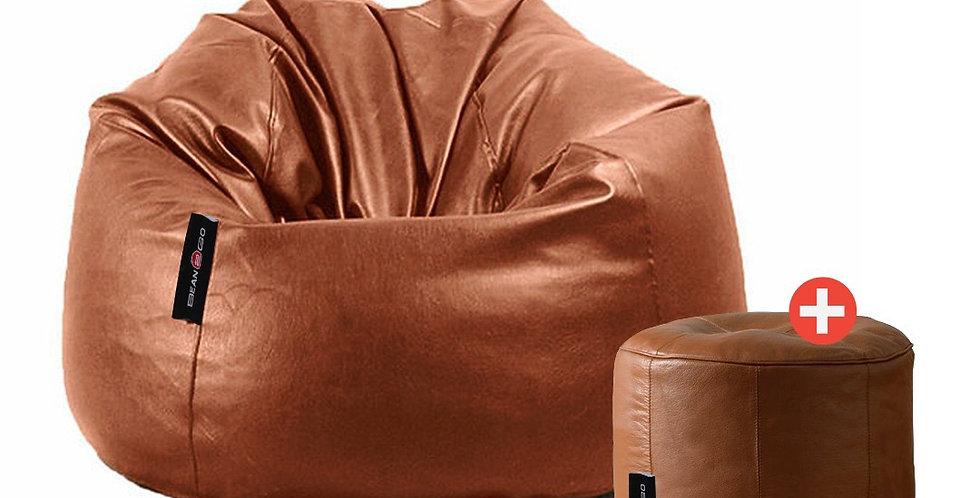 Giant Set Beanbag Leather