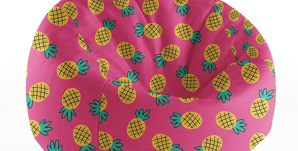 Grand Bean bag Printed Pineapple