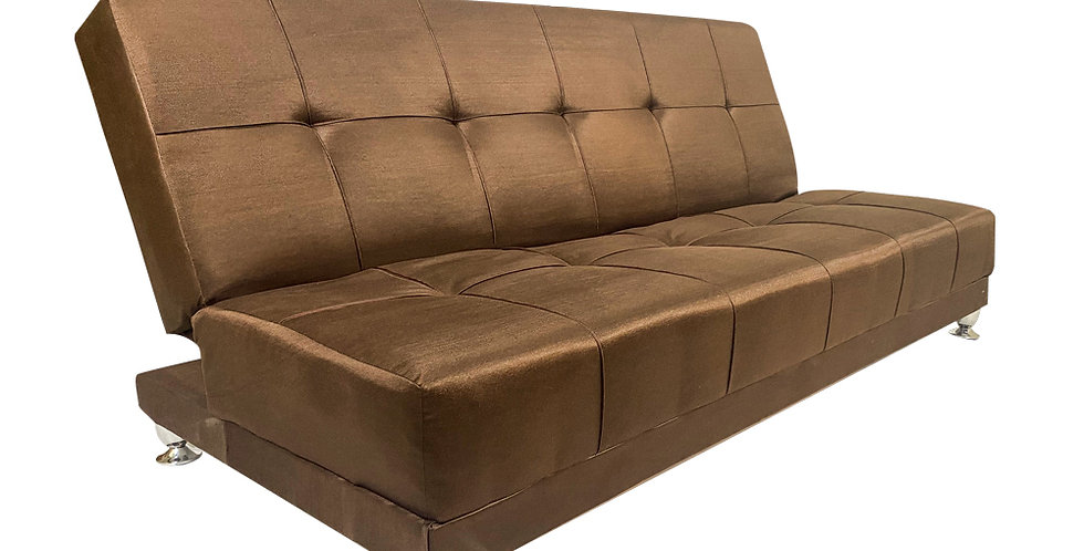 Home2go Modern Sofa bed Brown