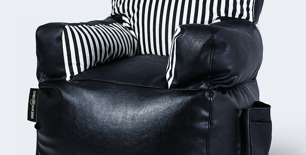 Royal Beanbag Chair Leather