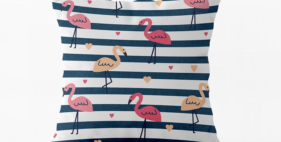 Home2Go Flamingo Cushion