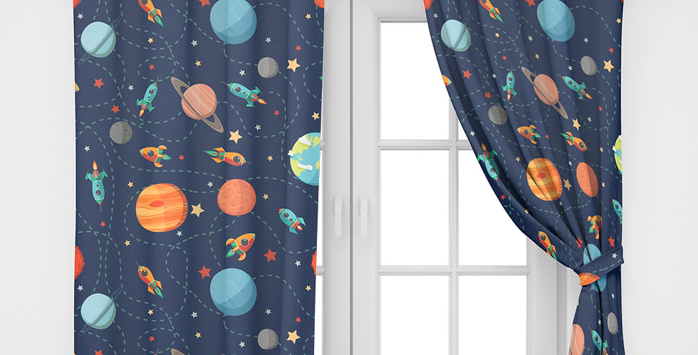 Home2Go Space Single Curtain