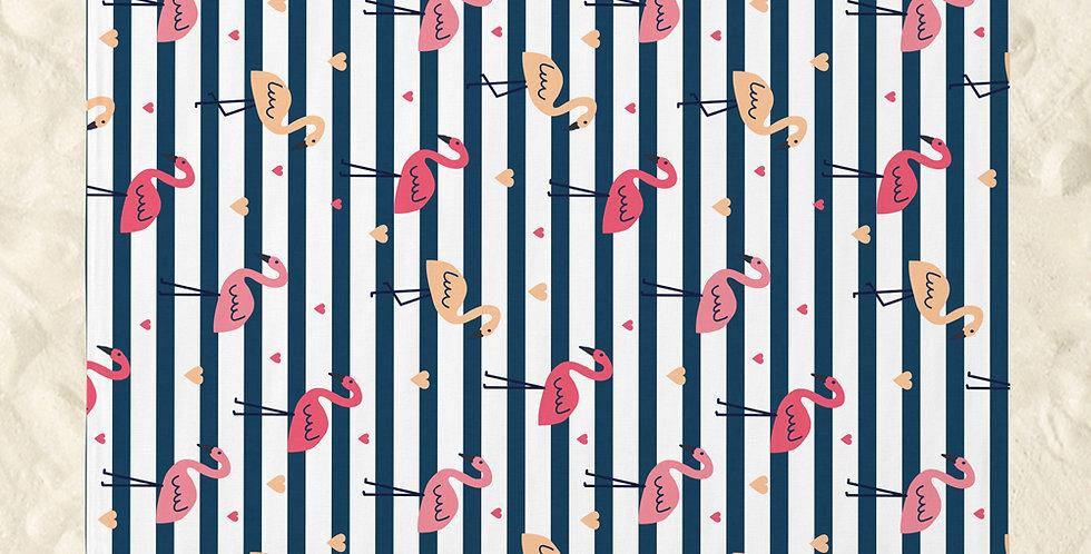 Bean2Go Flamingo Beach Mat