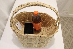 Ash and oak market basket with props.JPG