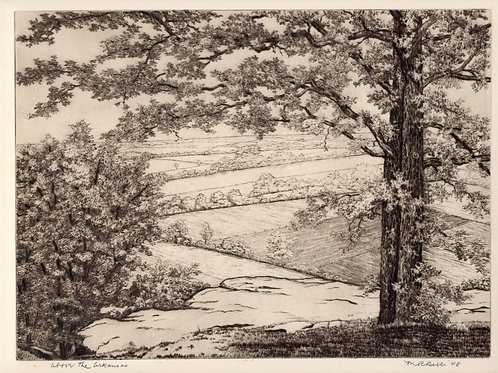 Above the Arkansas (horizontal) 1948
