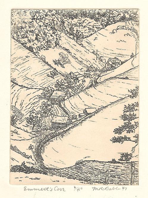 Emmert's Cove 1947