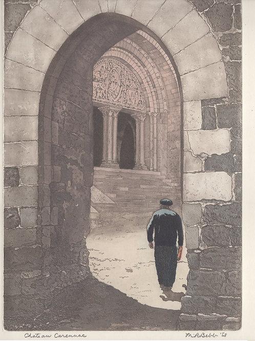 Chateau Carrenac 1958