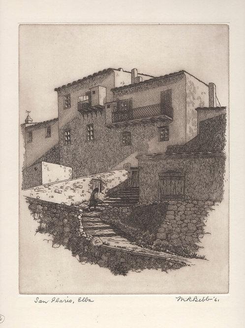 San Ilario, Elba 1961